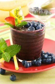 Blueberry Smoothie Recipes